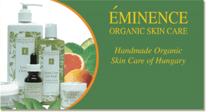 Products by Eminence Organic skin care