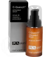 c-quench facial peoria il is an antioxidant