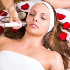 anti-aging facial at Infuse